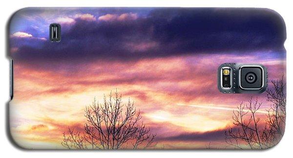 Sky Study 8 3/11/16 Galaxy S5 Case by Melissa Stoudt