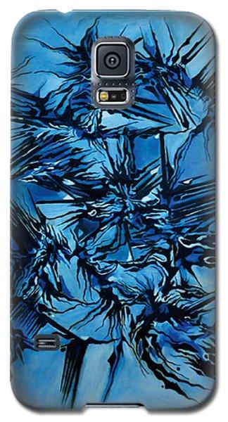 Sky Vs Philosophy Galaxy S5 Case