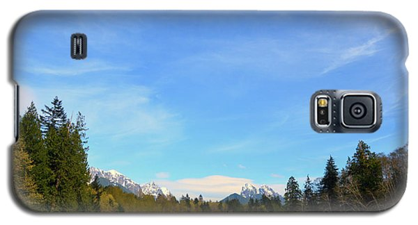 Skykomish River And Persis Galaxy S5 Case