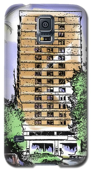 Skyline House Condo Galaxy S5 Case