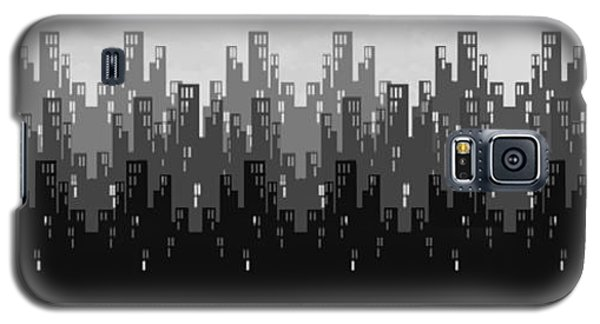 Skyline New York Galaxy S5 Case