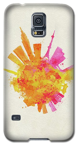 Skyround Art Of Tokyo, Japan  Galaxy S5 Case