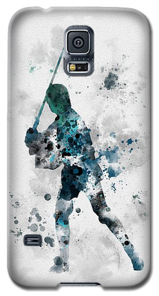 Star Wars Galaxy S5 Case - Skywalker by My Inspiration