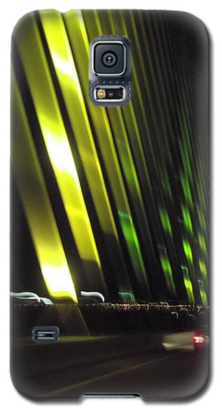 Skyway At Night 5559 Galaxy S5 Case
