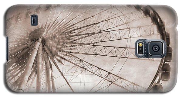 Skywheel In Niagara Falls Galaxy S5 Case