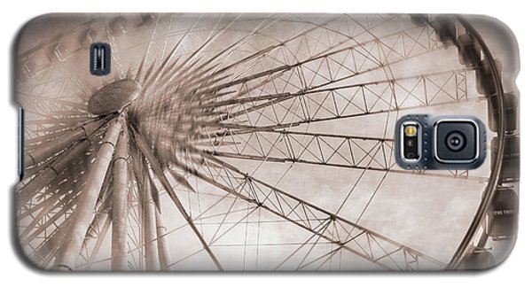 Skywheel In Niagara Falls Galaxy S5 Case