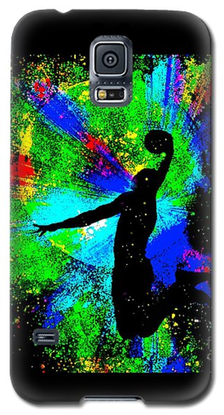 Slam Dunk Kobe Bryant Galaxy S5 Case