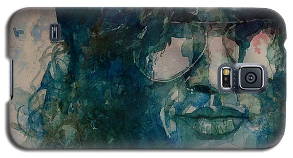 Musicians Galaxy S5 Case - Slash  by Paul Lovering