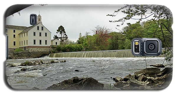 Slater Mill And Dam Galaxy S5 Case