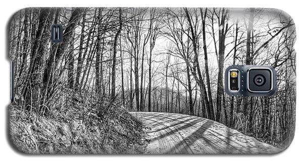 Sleep Hallow Road Galaxy S5 Case by Dan Traun