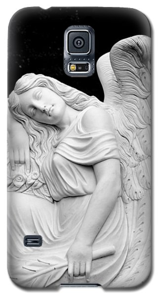 Sleeping Angel Galaxy S5 Case by Jean Haynes
