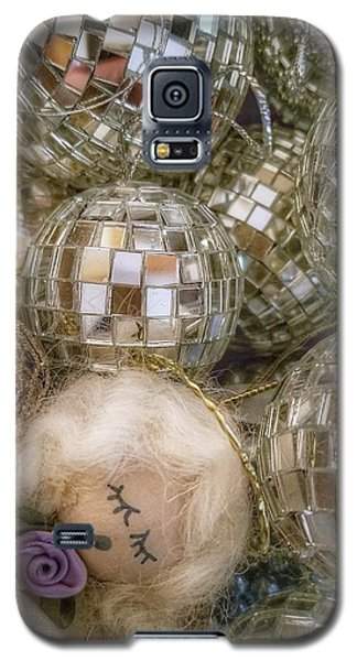 Sleeping Angel Galaxy S5 Case
