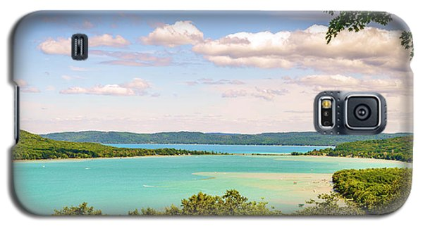 Galaxy S5 Case featuring the photograph Sleeping Bear Dunes National Lakeshore by Alexey Stiop