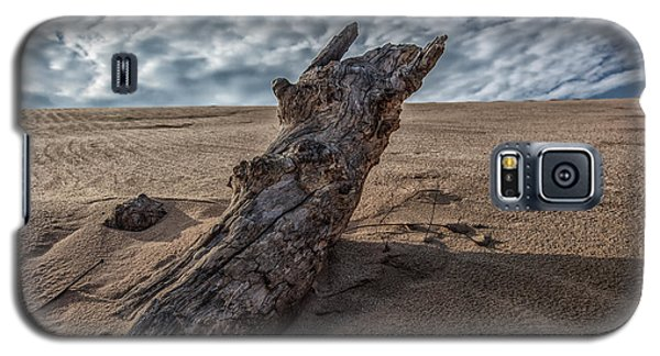 Galaxy S5 Case featuring the photograph Sleeping Bear Dunes Northern Michigan by John McGraw