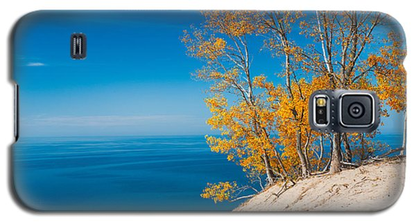 Sleeping Bear Dunes Vista 002 Galaxy S5 Case