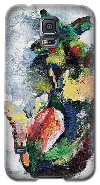 Sleeping Dog Galaxy S5 Case
