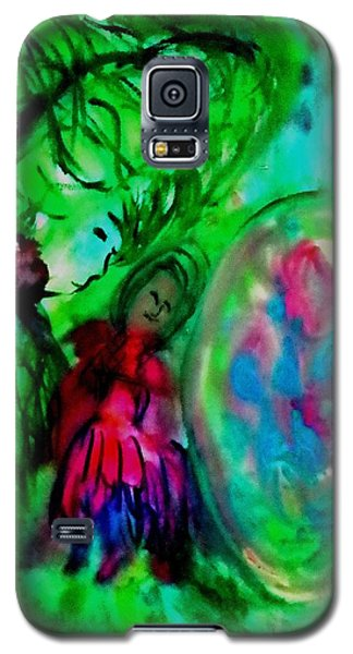 Sleeping Doll Galaxy S5 Case