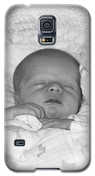 Sleeping Girl Galaxy S5 Case