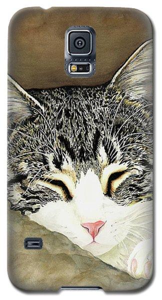 Sleeping Mia Galaxy S5 Case