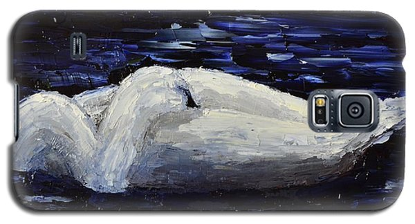 Sleeping Swan Galaxy S5 Case