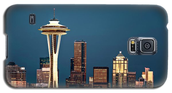 Sleepless In Seattle Galaxy S5 Case by Eduard Moldoveanu