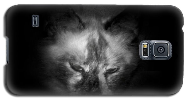 Galaxy S5 Case featuring the photograph Sleepy Head by Betty Northcutt