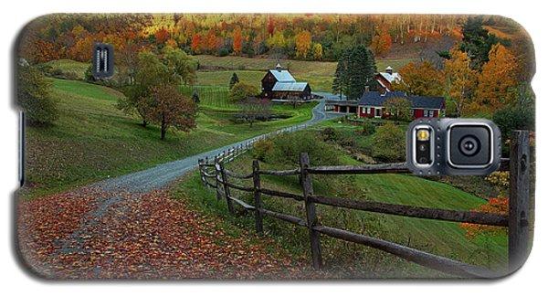 Sleepy Hollow Farm- Pomfret Vt Galaxy S5 Case