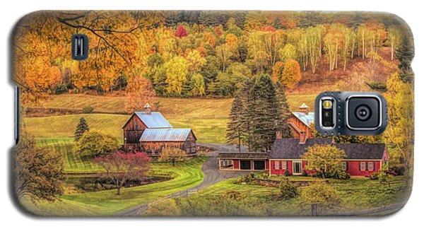 Sleepy Hollow - Pomfret Vermont In Autumn Galaxy S5 Case
