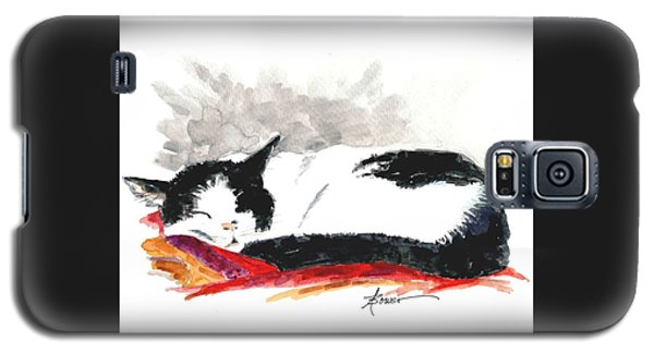 Sleepy Time Boy Galaxy S5 Case