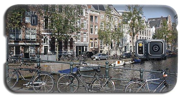 Sleutelbrug Amsterdam Galaxy S5 Case by Wilko Van de Kamp