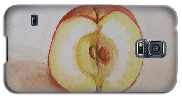 Sliced Apple Galaxy S5 Case