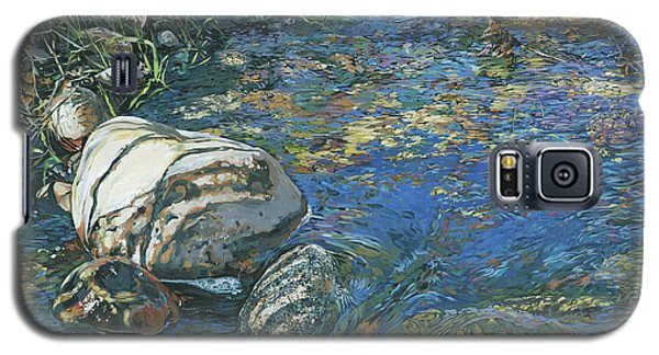 Slicky Pool Galaxy S5 Case