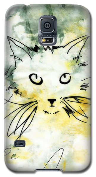 Slim Galaxy S5 Case by Ann Powell
