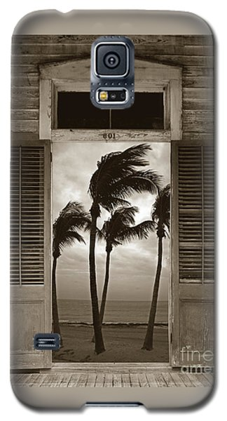 Galaxy S5 Case featuring the photograph Slip Away To Paradise by John Stephens