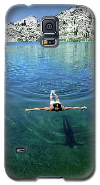 Slip Into Something Comfortable Galaxy S5 Case