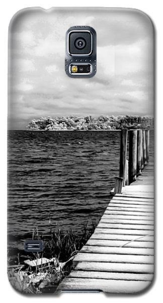 Slippery Dock Galaxy S5 Case