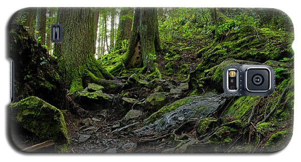 Galaxy S5 Case featuring the photograph Slippery When Wet by Sharon Talson