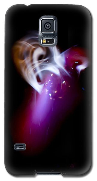 Galaxy S5 Case featuring the photograph Hot Chilly  by Steven Poulton