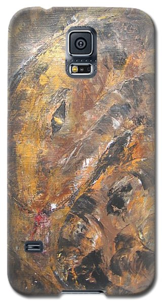 Slither Galaxy S5 Case by Maria Watt