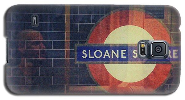 Sloane Square Portrait Galaxy S5 Case