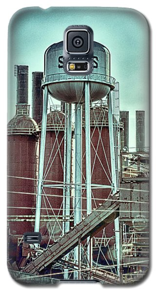 Sloss Furnaces Tower 3 Galaxy S5 Case