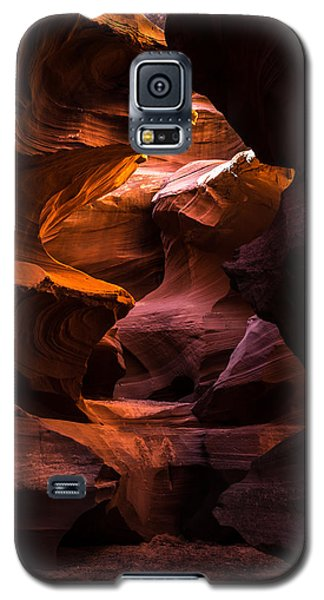 Slot Canyon Red Galaxy S5 Case