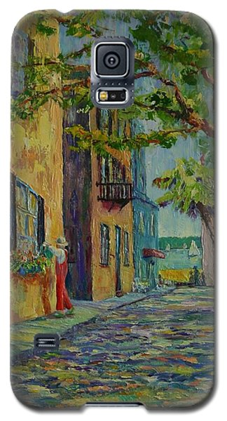 Farmer's Daughter  Galaxy S5 Case