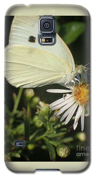 Sm Butterfly Rest Stop Galaxy S5 Case