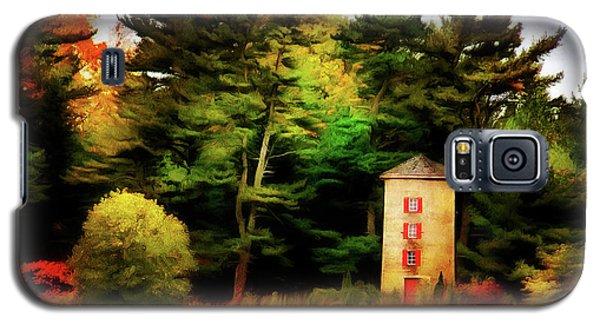 Small Autumn Silo Galaxy S5 Case