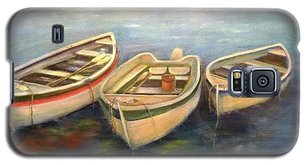 Small Boats Galaxy S5 Case