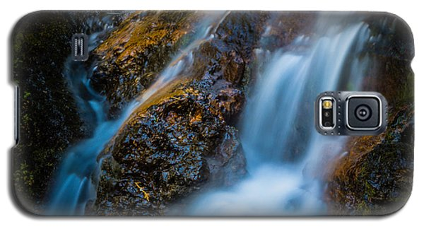 Small Mountain Stream Falls Galaxy S5 Case
