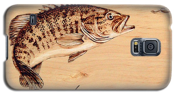 Small Mouth Bass Galaxy S5 Case