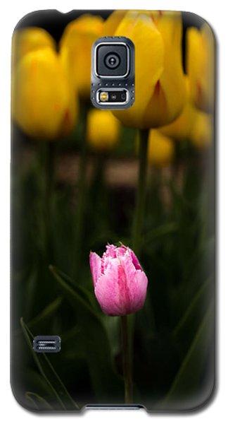 Small Tulip Galaxy S5 Case