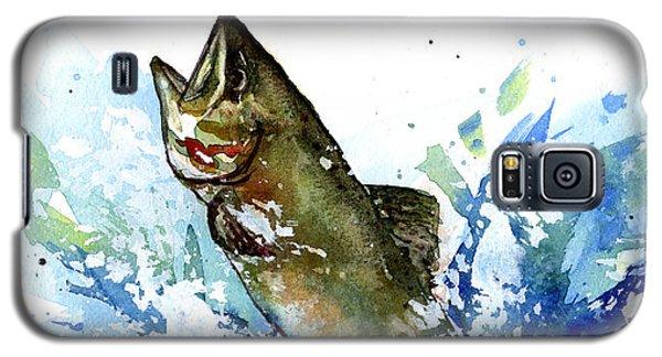Smallmouth Bass Galaxy S5 Case